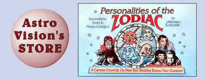 Book Reviews, Personalities of the Zodiac book