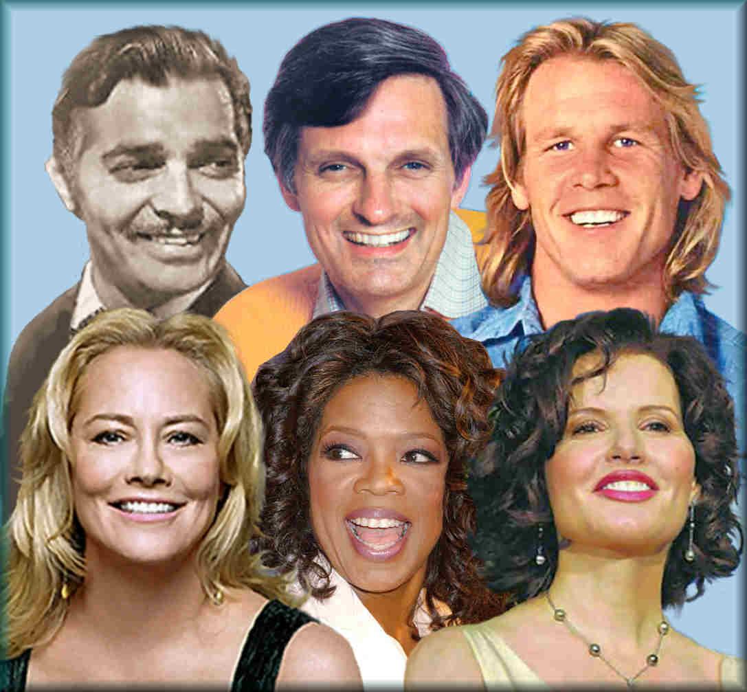personality of Aquarius celebrities