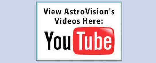Astro-Visions YouTube