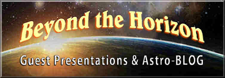 astrovisions blog, Beyond the Horizon